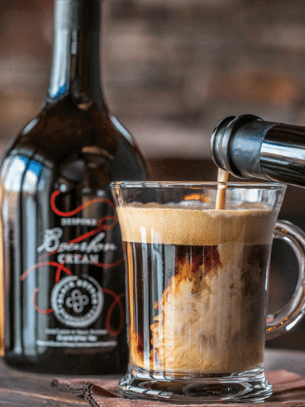 Black Burron Bespoke Bourbon Cream Liquor