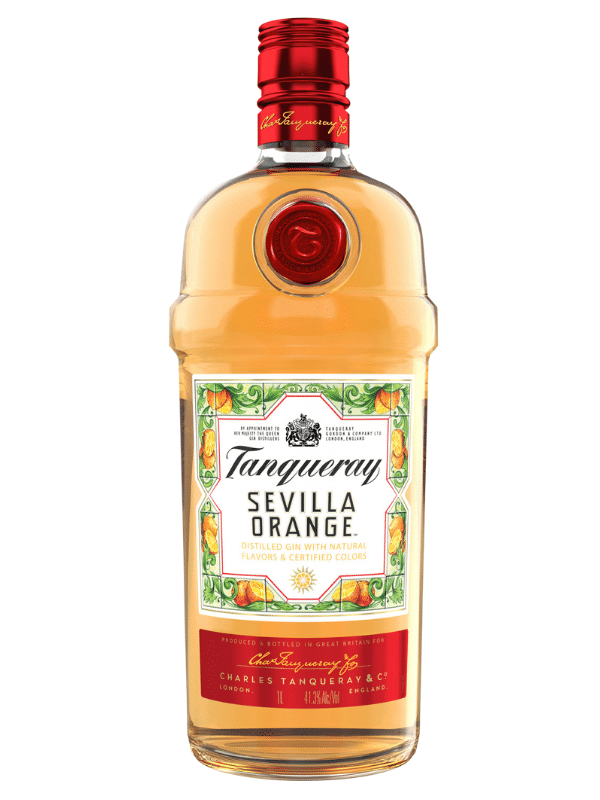 tangueray sevilla orange gin $34.99 liter